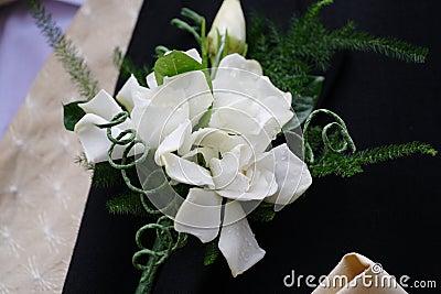 Bridegrooms Buttonhole