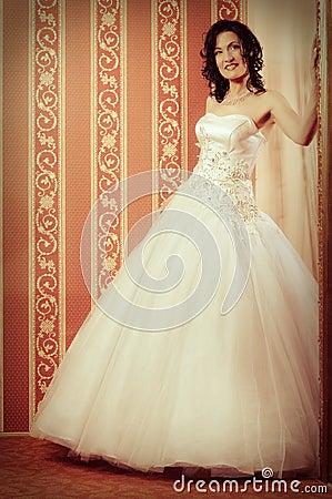 Brides morning