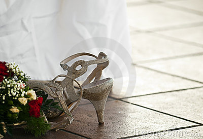 The Bridesmaid s Shoe