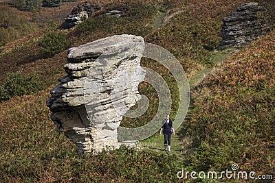 Bridestones - North Yorkshire - England