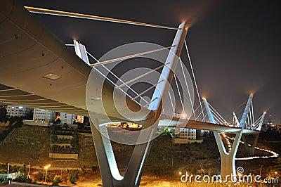 Bridge in Amman,Jordan