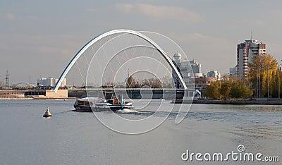 Bridge at Astana