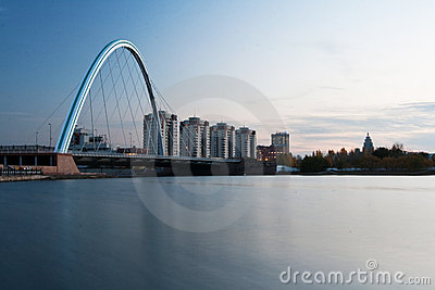 Bridge at Astana