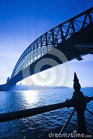 Free Bridge, Australia. Stock Photo - 4484850