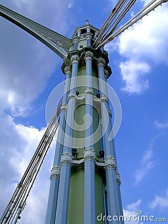 Bridge column