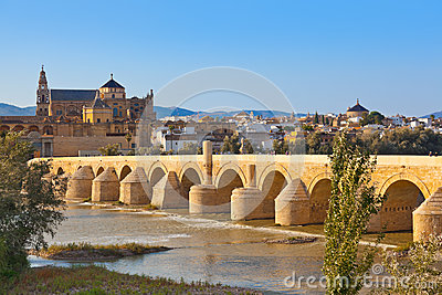 Bridge at Cordoba Spain