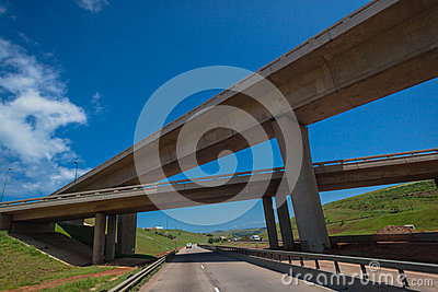 Bridge Crossings Highways