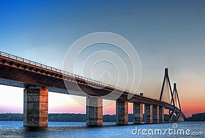 Bridge in Denmark