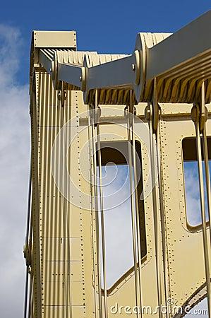 Free Bridge Detail Stock Image - 684461