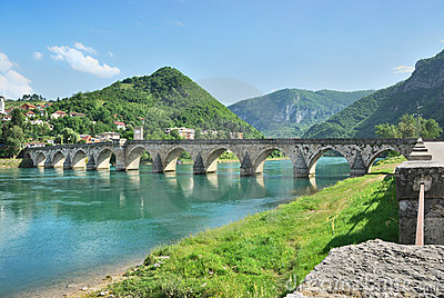Bridge on Drina
