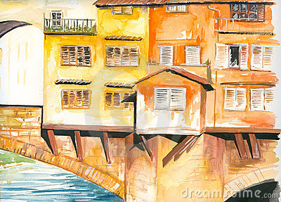 Bridge in Firenze