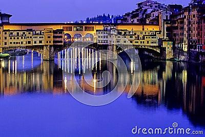 Bridge- Florence, Italy