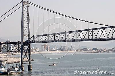 Bridge in Floripa