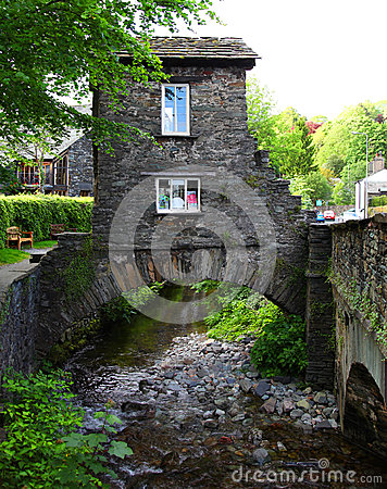 Bridge House, Ambleside, Cumbria