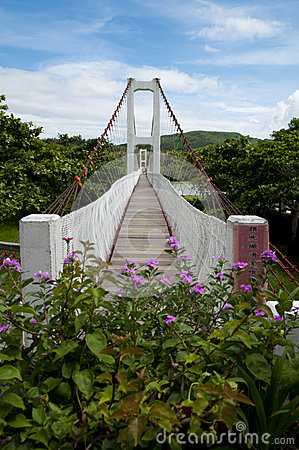 Bridge in Kenting National Park