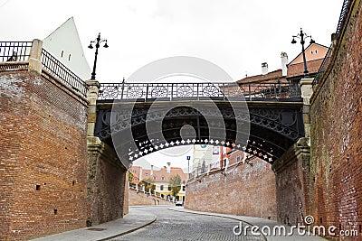 Bridge of Lies from Sibiu