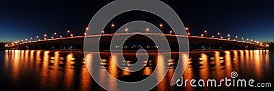 Bridge Lighting Reflection