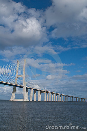Bridge Lisbon Portugal