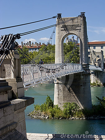 Bridge in Lyon