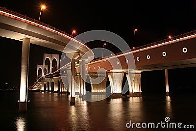Bridge in Macau