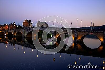 Bridge in Namur