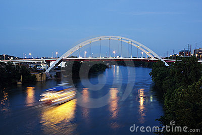 Bridge in Nashville