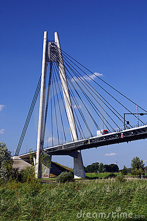 Bridge near Kampen