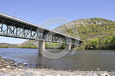 Bridge near Slatington, Pennsylvania