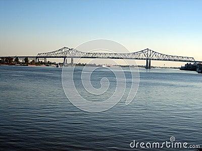 Bridge, new orleans