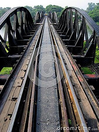 Free Bridge Of Death Stock Image - 4294021