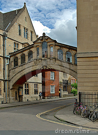 Free Bridge Of Sighs Stock Photography - 2855192