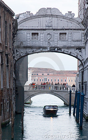 Free Bridge Of Sighs Stock Images - 362494