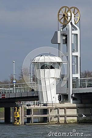 Bridge Operator House