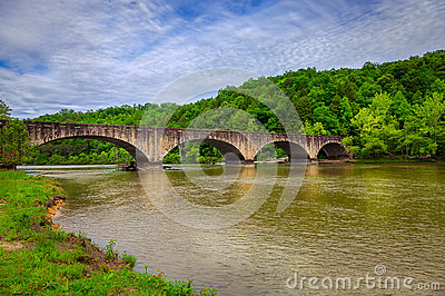 Bridge over Cumberland River
