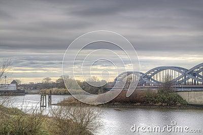 Bridge over the Elbe
