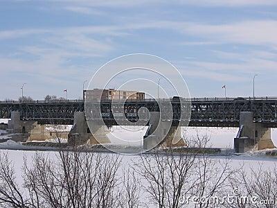 Bridge Over Floodway