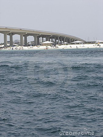 Bridge Over Rough Waters