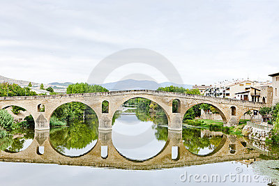 Bridge, Puente La Reina