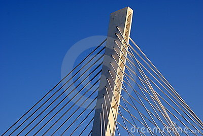 Bridge pylon