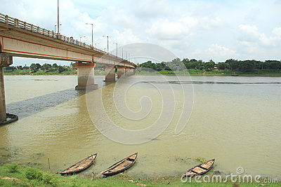 Bridge on the River.