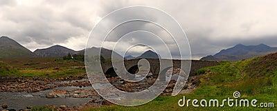 Bridge on Sligachan