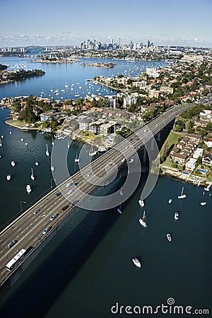 Free Bridge, Sydney, Australia. Royalty Free Stock Photography - 4484147