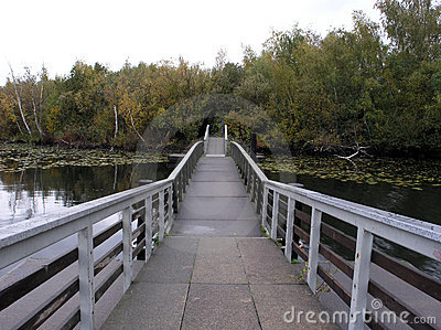 Bridge to Marsh Island