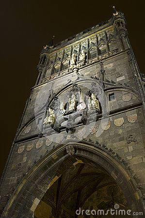 Bridge Tower  in Praguelic