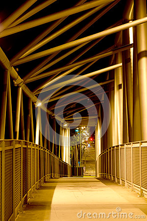 Bridge walkway