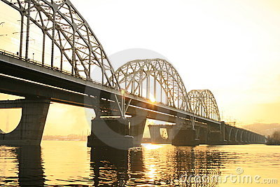 Bridges of kyiv