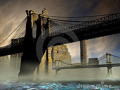 Bridges of Manhattan