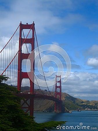 Bridges over bay