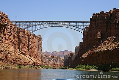 Bridges over Grand Canyon