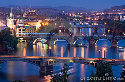 Bridges of Prague